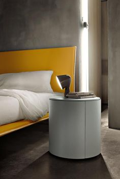 Top Bedside Cabinet By Lema