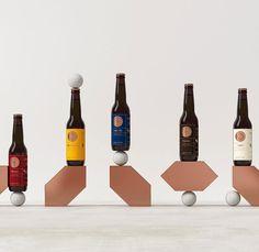 The Honest Drop - Branding and marketing craft beer