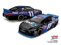 Jayski's® NASCAR Silly Season Site - 2016 NASCAR Sprint Cup Series #11 Paint Schemes