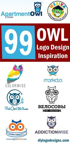 99+ Creative Owl Logo Design Inspiration. See full collection.