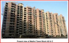 #SHRI Group 28 Mar 14-Madhvi Tower Present View