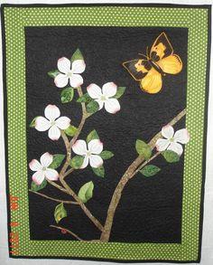 arkansas dogwood quilt block | Quilts | Pinterest | Quilt ... : dogwood quilt pattern - Adamdwight.com