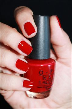 OPI * Quarter of a Cent-cherry