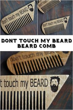Dont Touch My Beard
