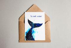 Картинки по запросу ты мой космос открытка