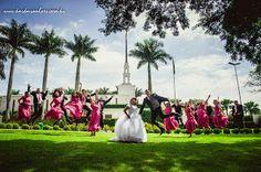 Rafael e Marcela - Pré, casamento e Templo