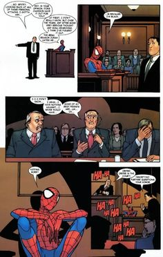 Spiderman One-Liners | Best Spiderman Jokes (Page 5)