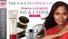 Time to stock up on all your favorite AVON ANEW PRODUCTS!  Check out Avon's newest product... Anew Reversalist!  I love this product!!