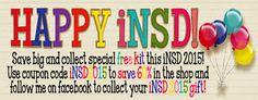 Harper Finch: iNSD rolls on!
