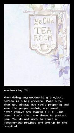 Visit the woodworking shop at http://underwoodworking.net