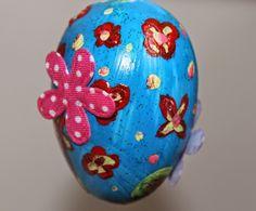 Ostern Christmas Bulbs, Vase, Holiday Decor, Diy, Home Decor, Easter, Homemade Home Decor, Christmas Light Bulbs, Bricolage
