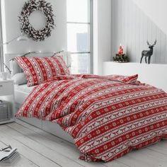 vanocni varka18 cervenePruhovane Comforters, Blanket, Bed, Design, Products, Creature Comforts, Quilts, Stream Bed