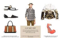 #UrbanNomad | Spring Lookbook 2014 | Westfield Style