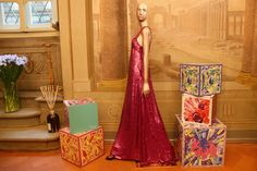 Conde' Nast International Luxury Conference hosted by EMILIO PUCCI,Florence,Italy, pinned by Ton van der Veer