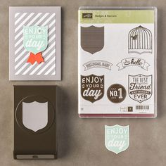 Check out this short, quick video on how to best use your Stampin' Up! punches.