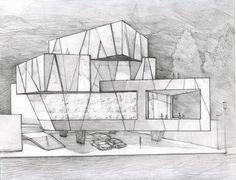 """La geometría parte esencia de la arquitectura  Frases de arquitectos """"La geometría solucionará los problemas de la arquitectura"""" Le Corbusier"""