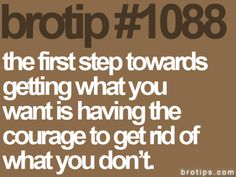 Difficult...but true :)