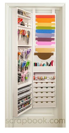 Jinger Adams - Craft Armoire at Scrapbook.com