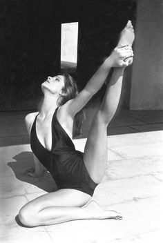 Why Charlotte Rampling's 1976 Fitness Guide in Vogue Was Years Ahead of Its Time