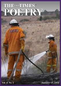 The Australia Times - Poetry magazine. Volume 4, issue 1