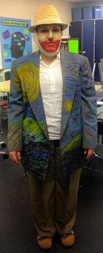 Cassie Stephens: DIY: Dress Like a Famous Artist/Artwork Costume Contest!