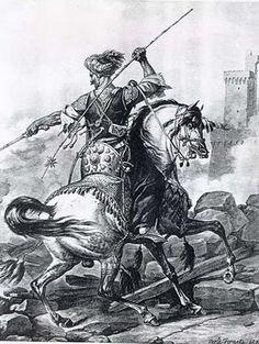 This Day in History: Apr 08, 1271: In Syria, sultan Baybars conquers the Krak of Chevaliers. http://dingeengoete.blogspot.com/  http://1.bp.blogspot.com/_8dbuLJXU3SI/S4-_uU5OeTI/AAAAAAAAA_4/YCyEQYrfKJA/s400/Al-Malik+Al-Zahir+Rukn+Al-Din+Baibars+Al-Bunduqdari.jpg