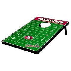 NFL Football Cornhole Set NFL Team: Cleveland Browns by christie Football Bean Bag, Nfl Football, Cornhole Set, Cornhole Boards, Blue Bean Bags, Wild Sports, Diy Y Manualidades, Bag Toss Game, Wood Games
