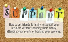 HOW can we ask our friends and family to support our business? Medium Blog, Cool Words, Digital Marketing, Encouragement, Social Media, Friends, Business, Amigos, Store