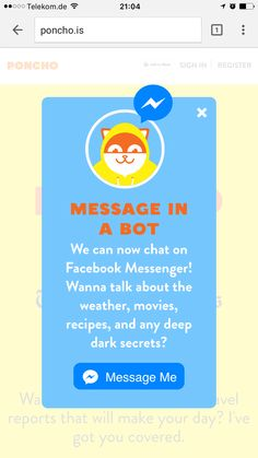Facebook F8 2016 Recap 1: Messenger Plattform & Messenger Bots für 900 Mio. Nutzer