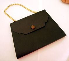 File folder handbag giftbag at InMyOwnStyle.com