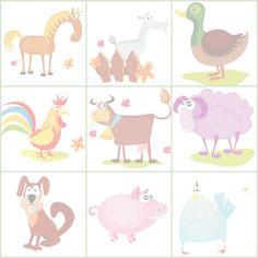 Farm animals {Find it...}//Animales de granja {Encuéntralo}
