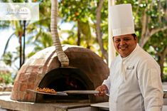 Indulge in brick oven pizza on your next getaway in paradise! Yum!