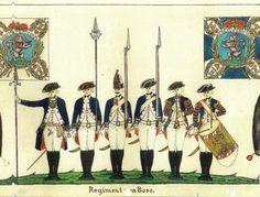AWI- Hessian: Hessian Uniforms 1785, by Georg Ortenburg.