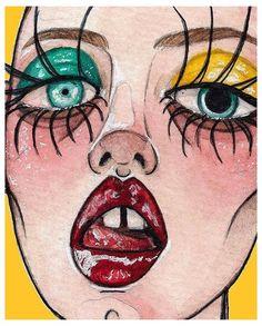 Arte Peculiar, Arte Van Gogh, Hippie Painting, Arte Sketchbook, Arte Horror, Hippie Art, Art Drawings Sketches, Weird Drawings, Hipster Drawings