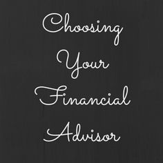 Are You at Risk? Why Choosing a Financial Planner is Not Always as Straightforward as it Should Be