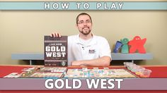 Gold West - How To Play