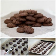 Co bude dobrého? Bude, Cookies, Food, Biscuits, Cookie Recipes, Meals, Yemek, Cookie, Eten