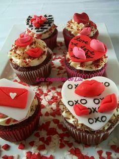 Cupcakes para los enamorados, los tenemos en www.madrid-bakeandsweet.weebly.com
