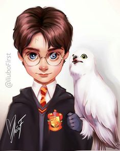 Harry James Potter by Fanart Harry Potter, Harry Potter Hermione, Arte Do Harry Potter, Cute Harry Potter, Harry Potter Magic, Harry Potter Drawings, Harry Potter Pictures, Harry Potter Wallpaper, Ginny Weasley