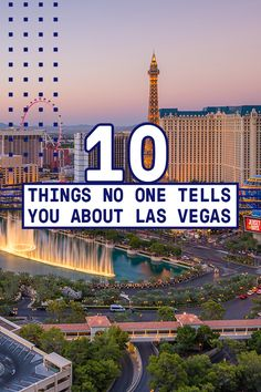 Looking for the best things to do in Vegas? There's plenty of information out there, but what about the things that nobody tells you? From Chinatown to off-the-strip experiences, here are 10 TPG secrets to Las Vegas. Visit Las Vegas, Las Vegas Trip, Las Vegas Hotels, Las Vegas Nevada, Las Vegas Outfits, Bar Outfits, Las Vegas Travel, Las Vegas Strip Restaurants, Club Outfits