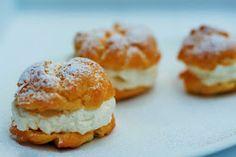 Storesøsters Kjøkken: Vannbakkels Frisk, Hamburger, Muffin, Bread, Breakfast, Desserts, Food, Morning Coffee, Tailgate Desserts
