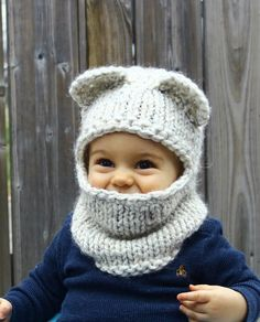 The Berkley Balaclava - knit hat - StyleMeCozy pattern