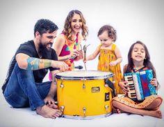 Família de músicos cria financiamento coletivo para levar forró ao Japão