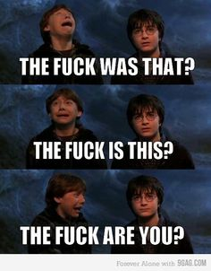 WTF Ron? - hahahahha