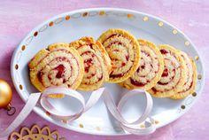Himbeer-Swirl-Cookies Rezept | LECKER