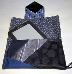 Recycled Necktie Products - Unorthodox - Unique products handcrafted from unconventional materials