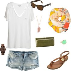 perfect early summer/late spring outfit