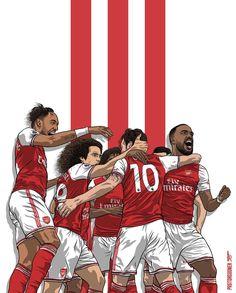 เด็กปืน Arsenal Stadium, Arsenal Football, Arsenal Fc, Football Art, Vintage Football, Ozil Mesut, Arsenal Wallpapers, Club Poster, Soccer Poster