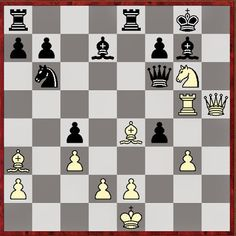 Chess & Strategy daily puzzle. Puzzle from SPWO. White to move. What is the best continuation for White? No computer analysis please. More exercises on www.echecs-et-strategie.fr