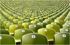 Take Your Seat #green #places #abstraction